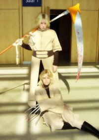 Cosplay-Cover: Sakumo