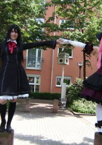 Cosplay-Cover: Matia (Polyphonica Black)