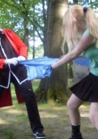 Cosplay-Cover: Alphonse Elric (Movie)