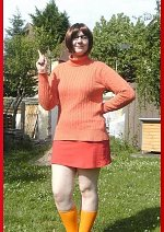 Cosplay-Cover: Velma Dinkley - (Scooby Doo)