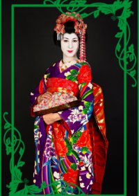 Cosplay-Cover: Maiko