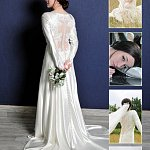 Cosplay: Bella Swan - weddingday (Breaking Dawn)
