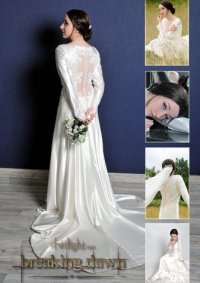 Cosplay-Cover: Bella Swan - weddingday (Breaking Dawn)