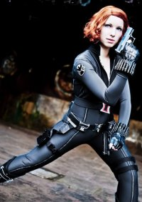 Cosplay-Cover: Black Widow / Natasha Romanoff [Movie]