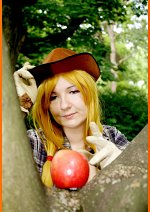 Cosplay-Cover: Applejack ~ Gijinka