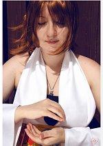 Cosplay-Cover: Yuna Braska