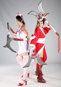 Cosplay-Cover: Akali (Nurse)