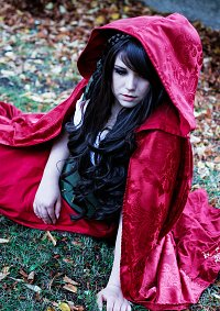Cosplay-Cover: Red Riding Hood