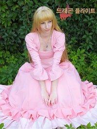 Cosplay-Cover: Princess Elizabeth 【 프린세스 엘리자베스 】 • 「 Dragon Fligh