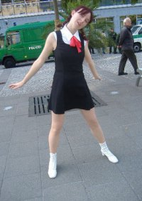 Cosplay-Cover: Lila