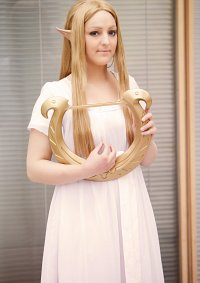 Cosplay-Cover: Zelda Nightgown (Hyrule Warriors)