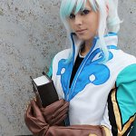 Cosplay: Mikleo / Luzrov Rulay ● Adult Vers.