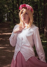 Cosplay-Cover: Christa (Zivil)