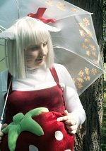 Cosplay-Cover: Hello Kitty [Erdbeere]