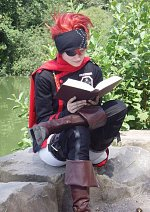 Cosplay-Cover: Lavi (3rd Uniform)