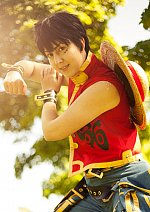 Cosplay-Cover: Luffy D. Monkey - Unlimited Adventure