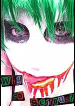 Cosplay-Cover: female Joker [unfertig]