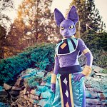 Cosplay: Lord Bills (Beerus)