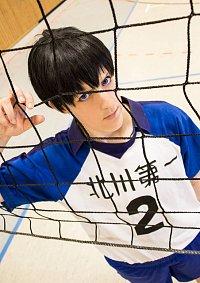 Cosplay-Cover: Tobio Kageyama ( Kitagawa Daiichi Junior High )