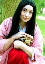 Cosplay-Cover: Prinzessin Kaguya/Takenoko