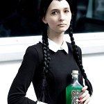 Cosplay: Wednesday Friday Addams