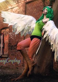 Cosplay-Cover: Monet