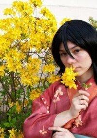 Cosplay-Cover: Kuchiki Hisana