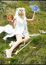 Cosplay-Cover: Sailor Cosmos