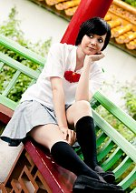 Cosplay-Cover: Arisawa Tatsuki [Schuluniform]