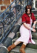 Cosplay-Cover: Aerith (Crisis Core Ending Version)