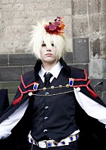 Cosplay-Cover: Giotto /Trading Card