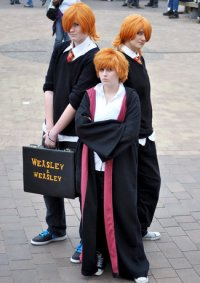 Cosplay-Cover: George Weasley[Harry Potter und der Feuerkelch]