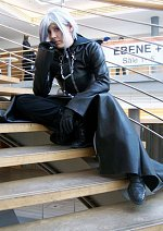 Cosplay-Cover: Zexion (Chain of Memories)