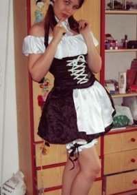 Cosplay-Cover: Chii Maid 1