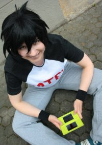 Cosplay-Cover: Son-Goten [Teenager - Artwork]