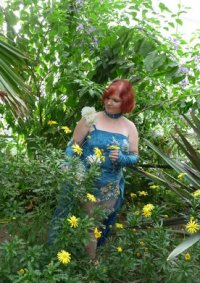 Cosplay-Cover: Blumenfee