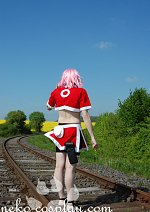 Cosplay-Cover: Sakura Haruno ♥ Movie 3