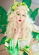 Cosplay-Cover: Absinth Fairy (female)