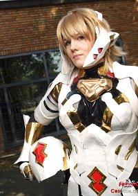 Cosplay-Cover: Fiora (Fiorung) (Mechon Basic Armor)