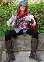 Cosplay-Cover: Ezio Auditore (AC II)