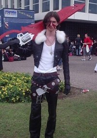 Cosplay-Cover: Squall Leonhart (FVIII)