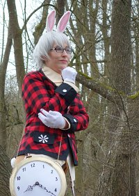 """Cosplay-Cover: Peter White alias """"Stalker-Bunny"""""""