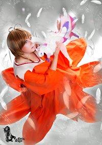 Cosplay-Cover: Sakura [mit Vogel]