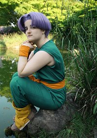 Cosplay-Cover: Trunks