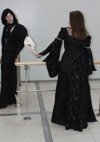 Cosplay-Cover: Lady Susan Cathleen Snape (black dress)