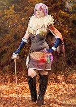 Cosplay-Cover: Alchemist female