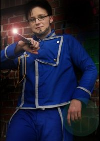 Cosplay-Cover: Maes Hughes [Uniform]