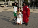 Cosplay-Cover: Menschliches Inu Yasha