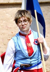 Cosplay-Cover: Combeferre