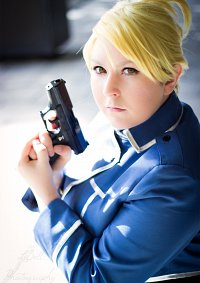 Cosplay-Cover: Riza Hawkeye [Military]
